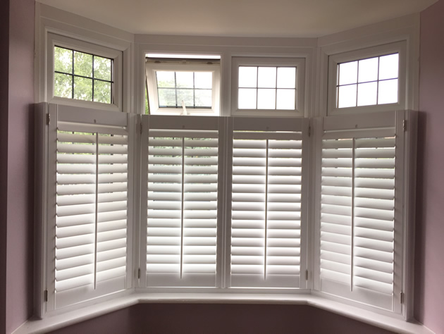 Cafe Style Shutters Gallery